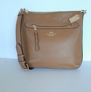 Coach Mae File Cross-body purse NWOT